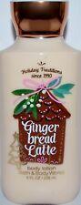 Bath & Body Works Gingerbread Latte Body Lotion ~ 8 oz ~ Ships Same Day Free!!!