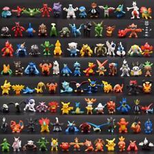 NOUVEAU 144 Pcs Pokemon Toy Set Mini Figurines Pokémon Go Monster Vinyle 3cm