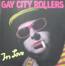 Gay City Roller-in Love (weserlabel VINILE-LP OIS GERMANY 1988)