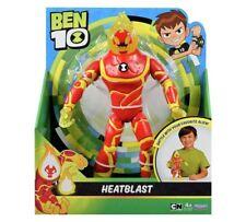Ben 10 Super Deluxe Heatblast figurine toute neuve