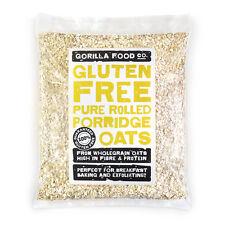 Gorilla Food Co. Gluten Free Pure Rolled Porridge Oats - 400g