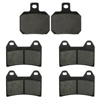 Front Rear Brake Pads For Ducati Hypermotard Supersport Multistrada Hypermotard