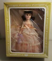 """Vintage Effanbee Doll - Pride Of The South Series -- 12"""" NATCHEZ In Box"""