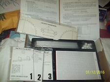 Vintage 1974 Lab Aids Complete Physics Physical Science High School Measure Kit