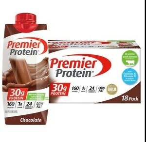 Premier Protein High Protein Shake (11 fl. oz., 18 pk) .