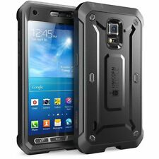 Samsung Galaxy S5 Active Case Rugged Built-in Screen Protector Water/Shock Proof