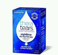 3x Thera Tears Liquid Gel 0.57 fl.oz. 28 Count each