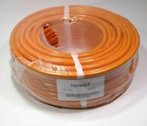 25m H07BQ-F 3x1,5mm²  Elektrokabel, PUR Kabel, Geräteleitung, Aussenbereich