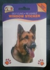 Berger Allemand Double Sided window Sticker