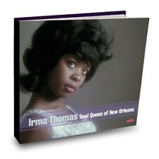 IRMA THOMAS - SOUL QUEEN OF NEW ORLEANS 2 CD NEUF