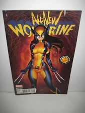 All-New Wolverine 1 Campbell Variant Marvel Picture of Actual Item