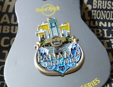 Hard Rock Cafe PANAMA MEGAPOLIS HRHotel • icon city series pin 2015 • LE