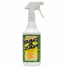Bac-A-Zap Odor Eliminator Dead Animal Odor Skunk Odor Pet Odors Dead Rodent Odor