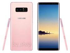 """Samsung Galaxy Note 8 N950FD Dual Sim Pink 64GB 6GB 6.3"""" Phone by Fed-ex"""