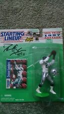 DEION SANDERS signed Starting Lineup 1997 SLU Dallas Cowboys Certified