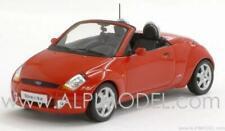 Ford StreetKa 2003 Red 1:43 MINICHAMPS 400086430