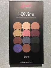 SLEEK MakeUP Mineral Based EYESHADOW PALETTE Storm