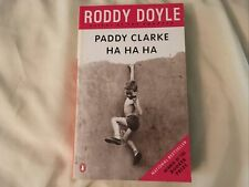 Paddy Clarke Ha Ha Ha by Roddy Doyle (1995, Paperback) - Signed