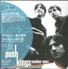PUSH KINGS-NUMBER ONES (THE BEST OF PUSH KINGS)-JAPAN MINI LP CD E78