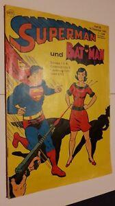 Supermann Nr.26 von 1968,Zst.1,Ehapa,Comic,Superhelden,Sammlung,Vintage