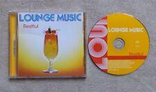"CD AUDIO MUSIQUE/ VARIOUS LOUNGE MUSIC ""RESTFUL"" 5T CD ALBUM 2008 EASY LISTENING"