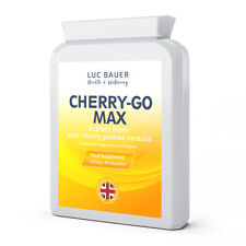 Cherry Go Montmorency Cherries 750mg - 90 Capsules