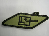 Royal Tank Regiment TRF (2013 Issue) - Military Cloth Patch