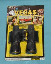 vintage Fleetwood VEGAS VEGA$ (tv show) BINOCULARS MOC rack toy