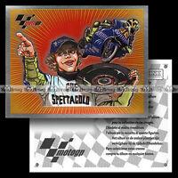 #pngp05.092 ★ VALENTINO ROSSI, CHAMPION DU MONDE 2004 ★ Panini Moto GP 2005