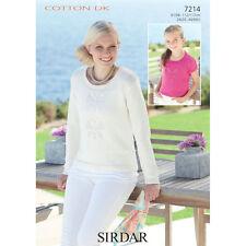 Sirdar Women Sweaters Patterns
