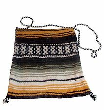 #136 Tote Mexico Falsa Market Recycled Reusable Bag School Fair Trade Sack Pouch