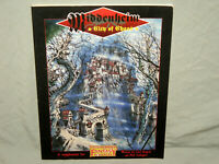 Warhammer Fantasy Roleplay - MIDDENHEIM CITY OF CHAOS (RARE SUPPLEMENT and EXC!)