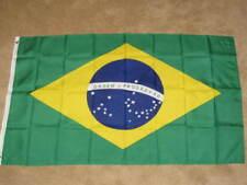 BRAZIL FLAG 2X3 BRASIL NEW BRAZILIAN SIGN BANNER F333