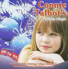 NEW Connie Talbot's Holiday Magic (Audio CD)