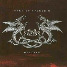 New: Keep of Kalessin: Reclaim Import Audio CD