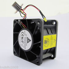 LOT of 2 Delta High Speed 12V HP 13000 RPM Fans 4.9A