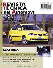 MANUAL DE TALLER Y MECANICA IBIZA TDI y SDi desde 3/2002 rt127