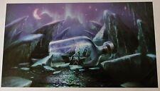 "Alice Madness Returns ""HMS Gryphon"" Signed Zhou Linhai Lithograph Print ?/500"