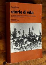 PAOLA NAVA: Storie di vita  Modena  1990    D