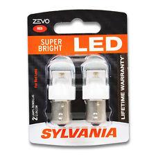 Sylvania ZEVO - Brake Light Bulb - 1964-2016 Mercedes-Benz 190D 190E 200D vc