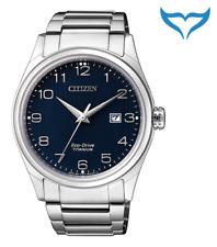 Citizen Super Titanium BM7360-82M Armbanduhr Saphir Eco-Drive Herren Uhr NEU