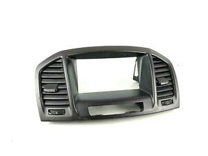 Vauxhall Opel Insignia Dashboard Display Screen Surround Trim Vents 13282235