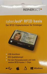 REINERSCT cyberJack RFID basis, Chipkartenleser  9225260