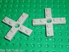 2 x LEGO VINTAGE Propellor 4 Blade ref 3461 / Set 480 691 386 369 626 370 371...