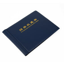240Pocket Coin Album 10Pages Storage Money Holders Collecting High Quality Hot