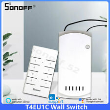 SONOFF IFAN03 Smart WiFi Ceiling Fan Dimmer Speed Remote Controller Switches
