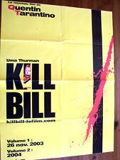 KILL BILL POSTER DE MAGAZINE 58 X 76 CM