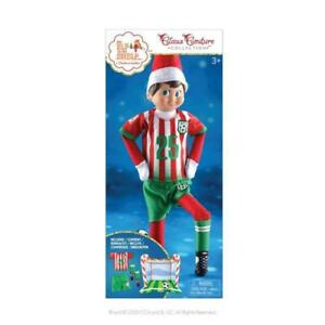 The Elf on the Shelf: Claus Couture Collection North Pole Goal & Gear Soccer