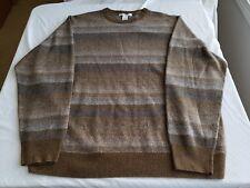 Brand new vintage Geoffrey Beene brand, long-sleeved crewneck sweater size XXL