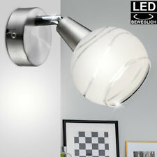 Kugel schwenkbar Lampe Wohnzimmer Wohnraum Globo Wandleuchte ORINA Chrom